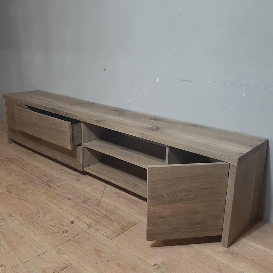 TV meubel gerookt